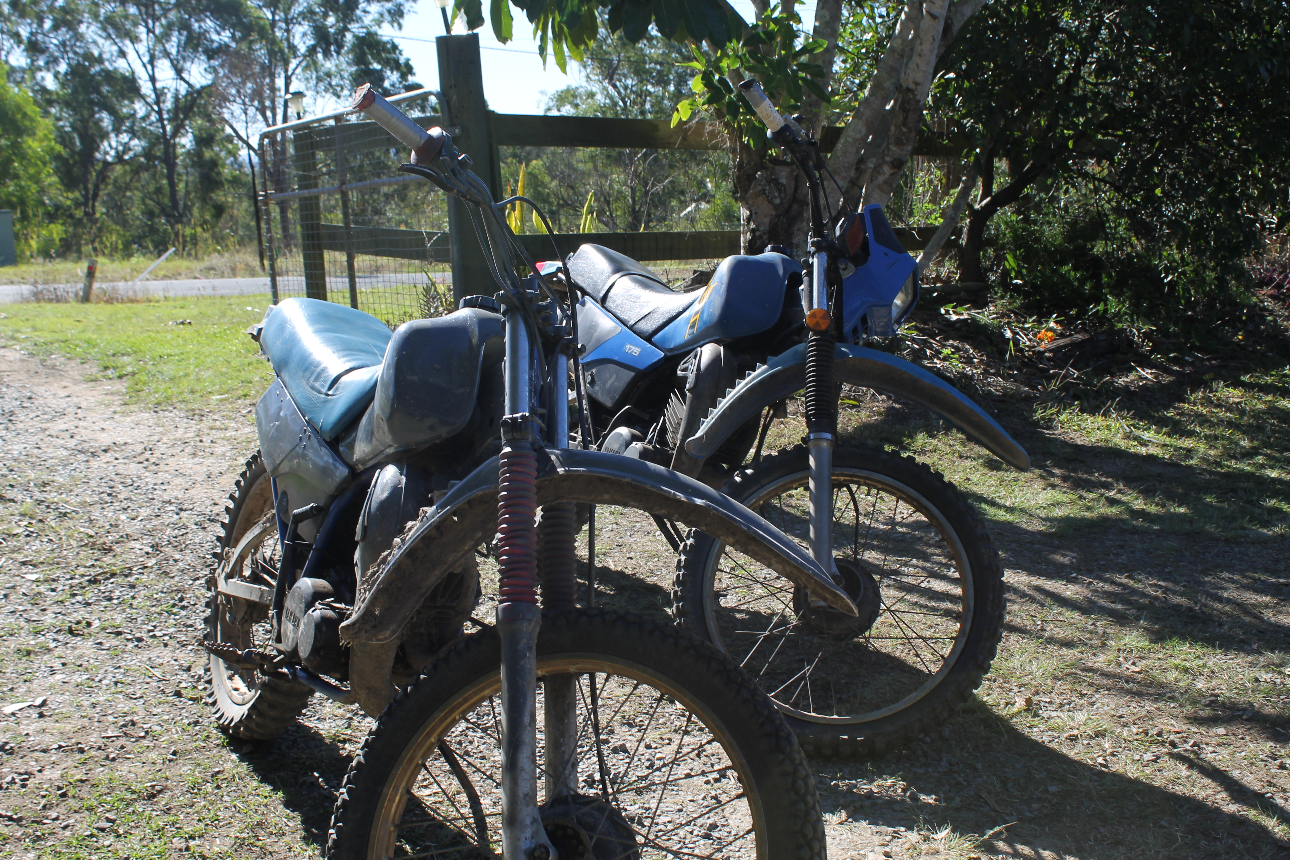 Yamaha Dt  For Sale Perth