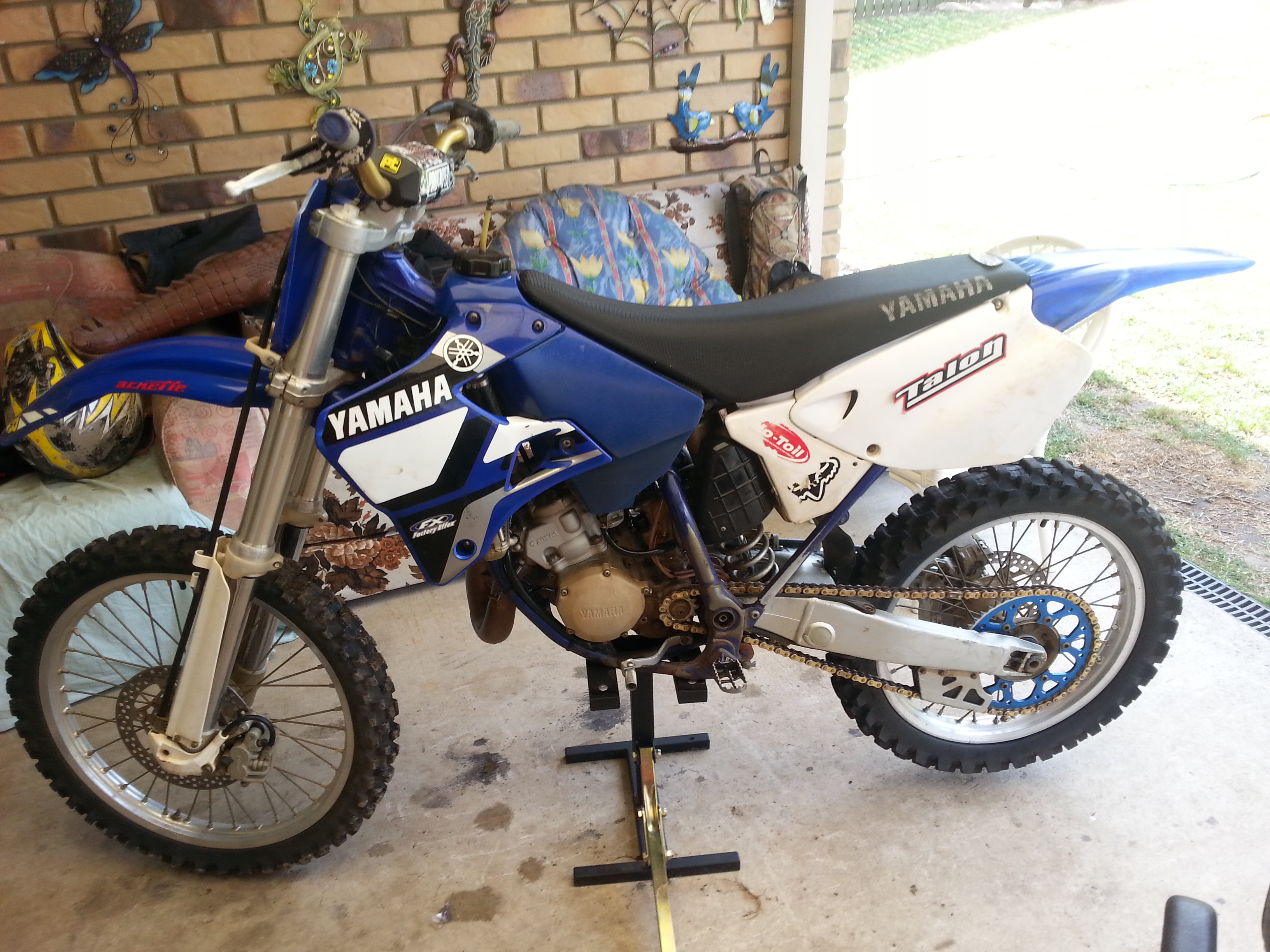 2001 yamaha yz 125 for sale car interior design for 2001 yamaha pw80 for sale