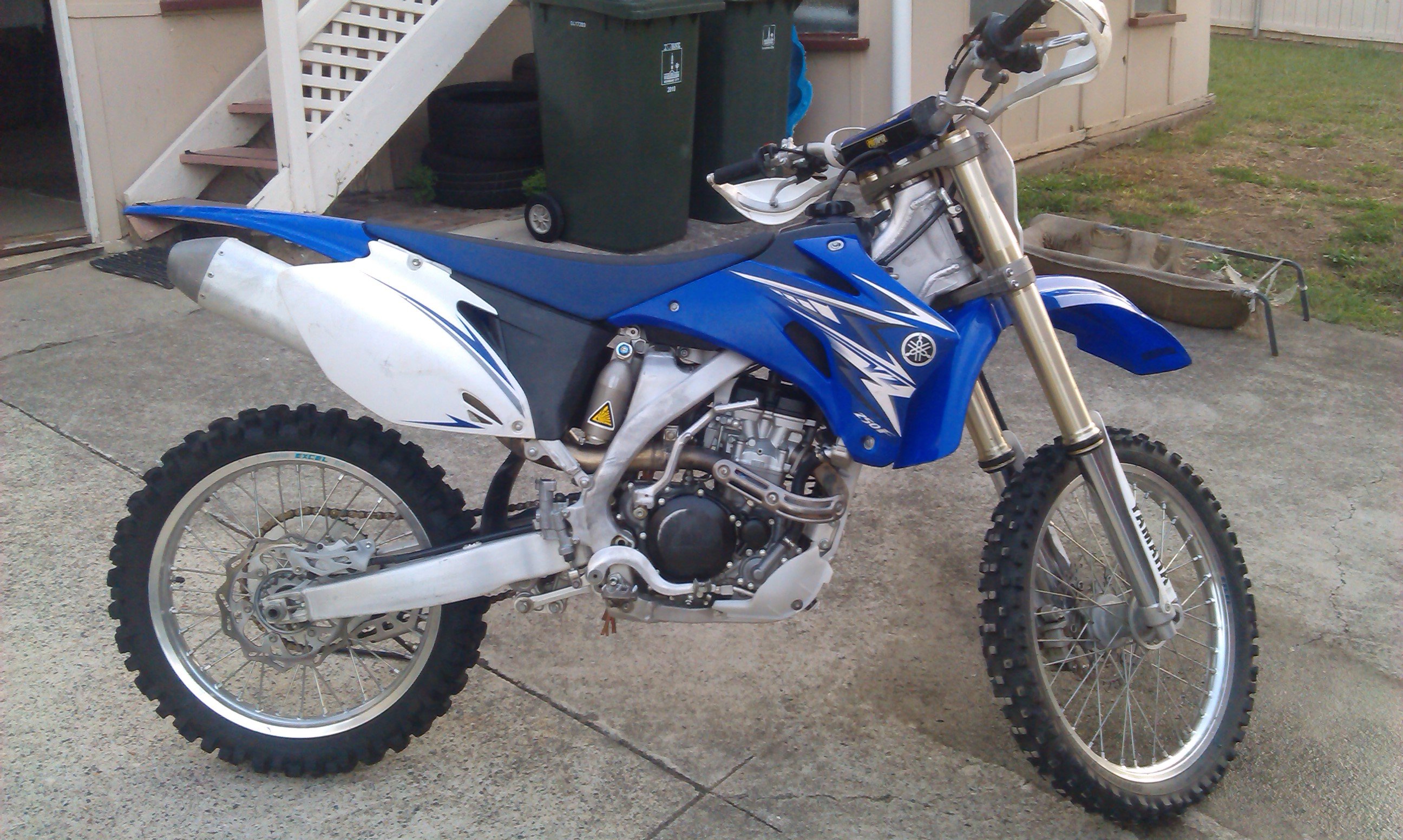 2009 yz 250f engine for autos post for Yamaha yz250f for sale