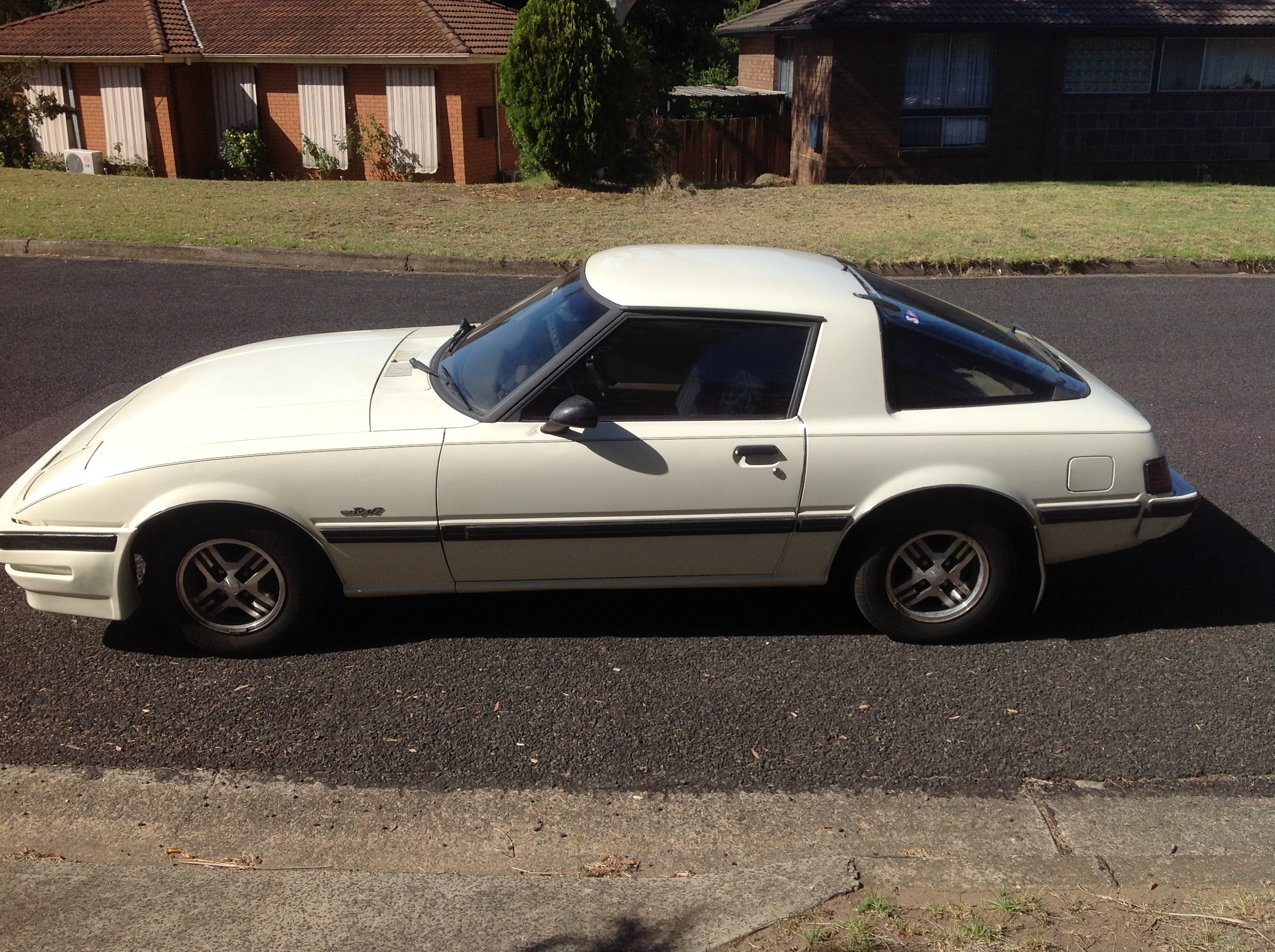 1982 Mazda Rx 7 Car Sales Nsw Cambelltown 2418214