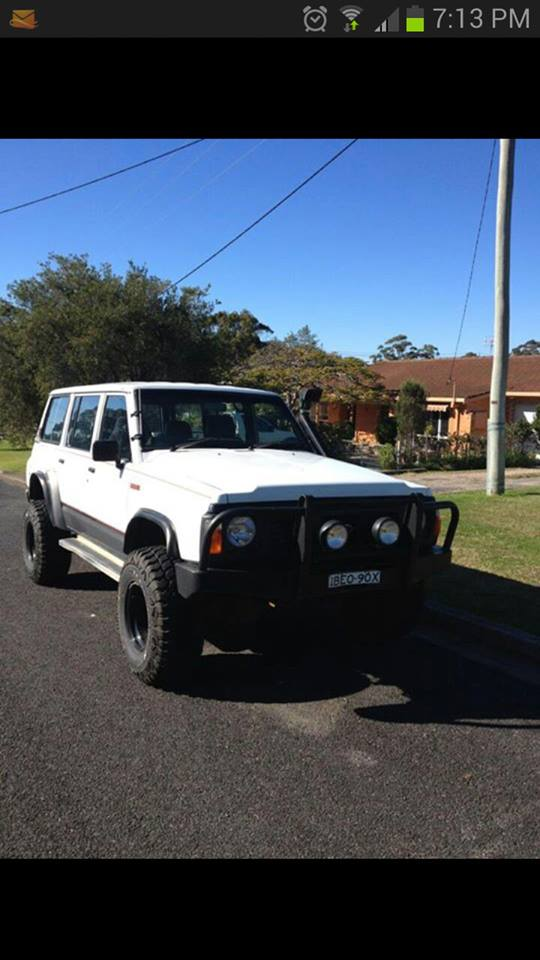 1988 Ford Maverick 4x4 For Sale Or Swap Nsw Mid North
