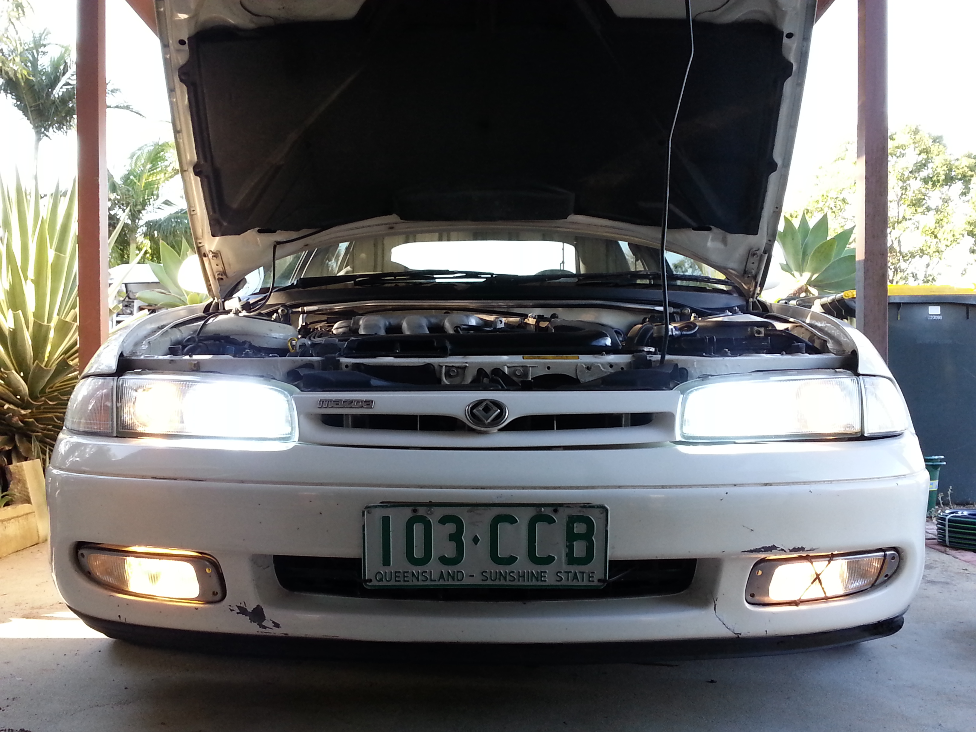 1993 Mazda 626 Car Sales Qld Mackay 2323598