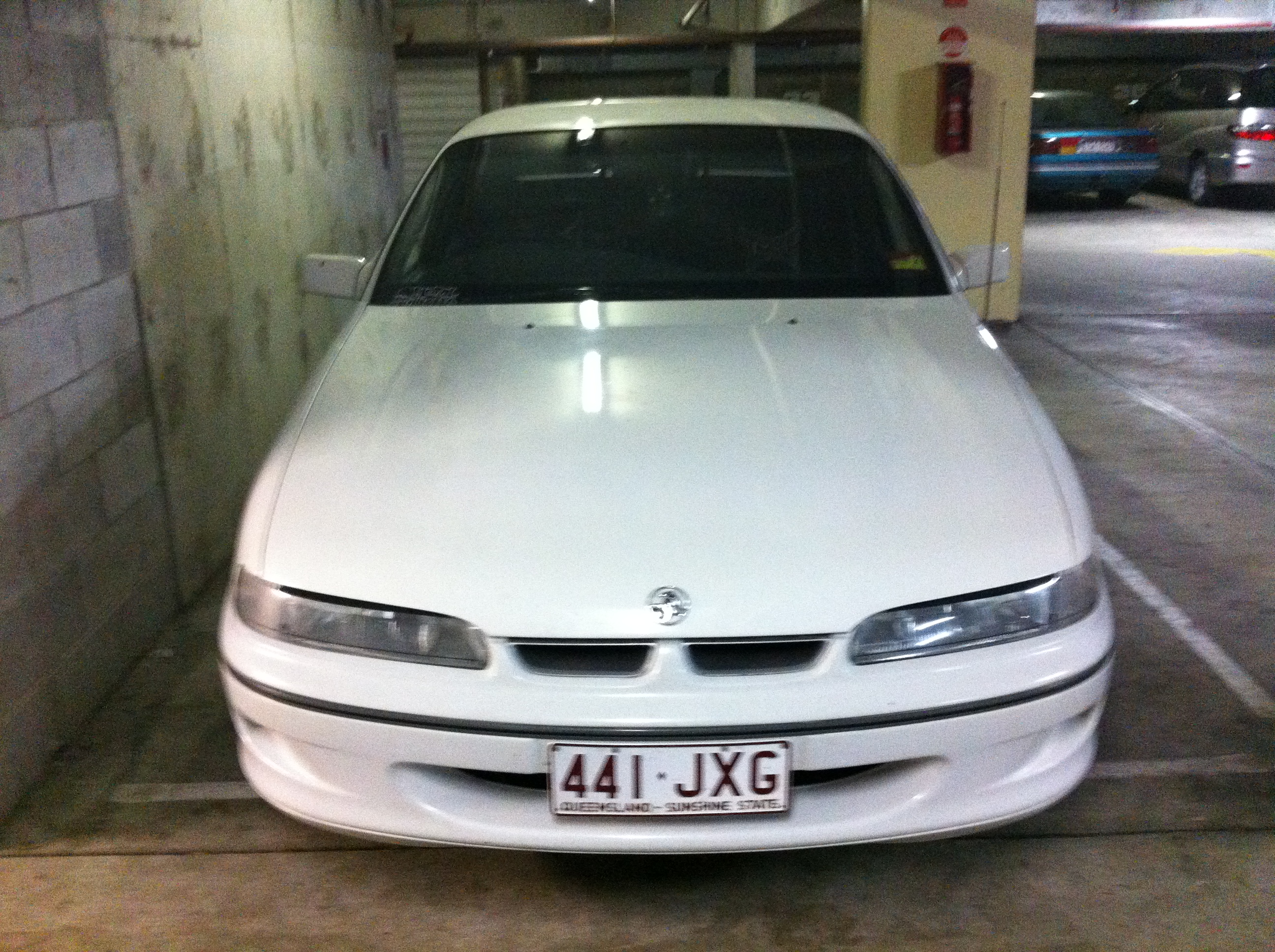 1995 Holden Commodore Acclaim Vs Car Sales Qld Gold