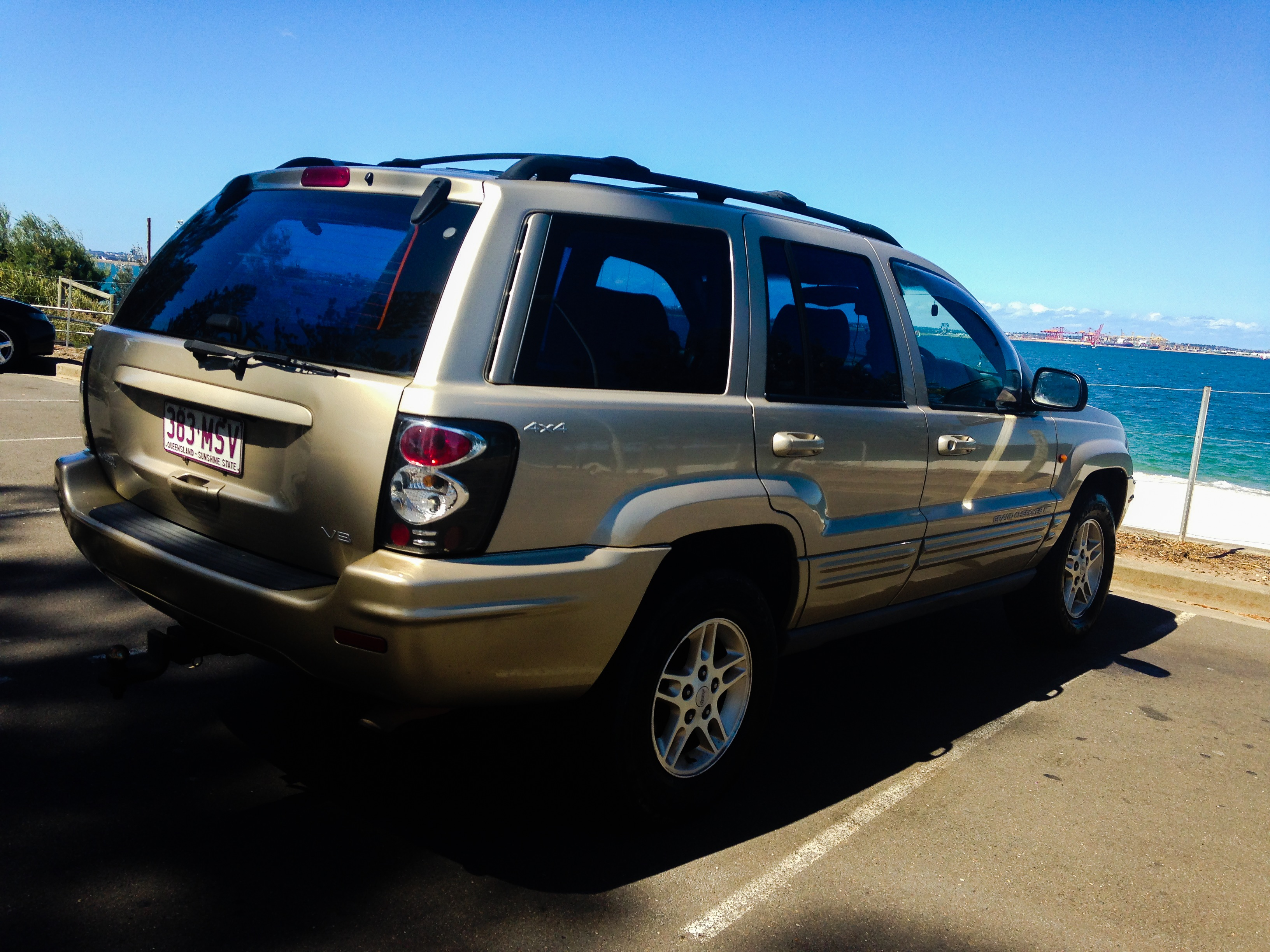 1999 jeep grand cherokee limited 4x4 wj car sales nsw sydney. Cars Review. Best American Auto & Cars Review