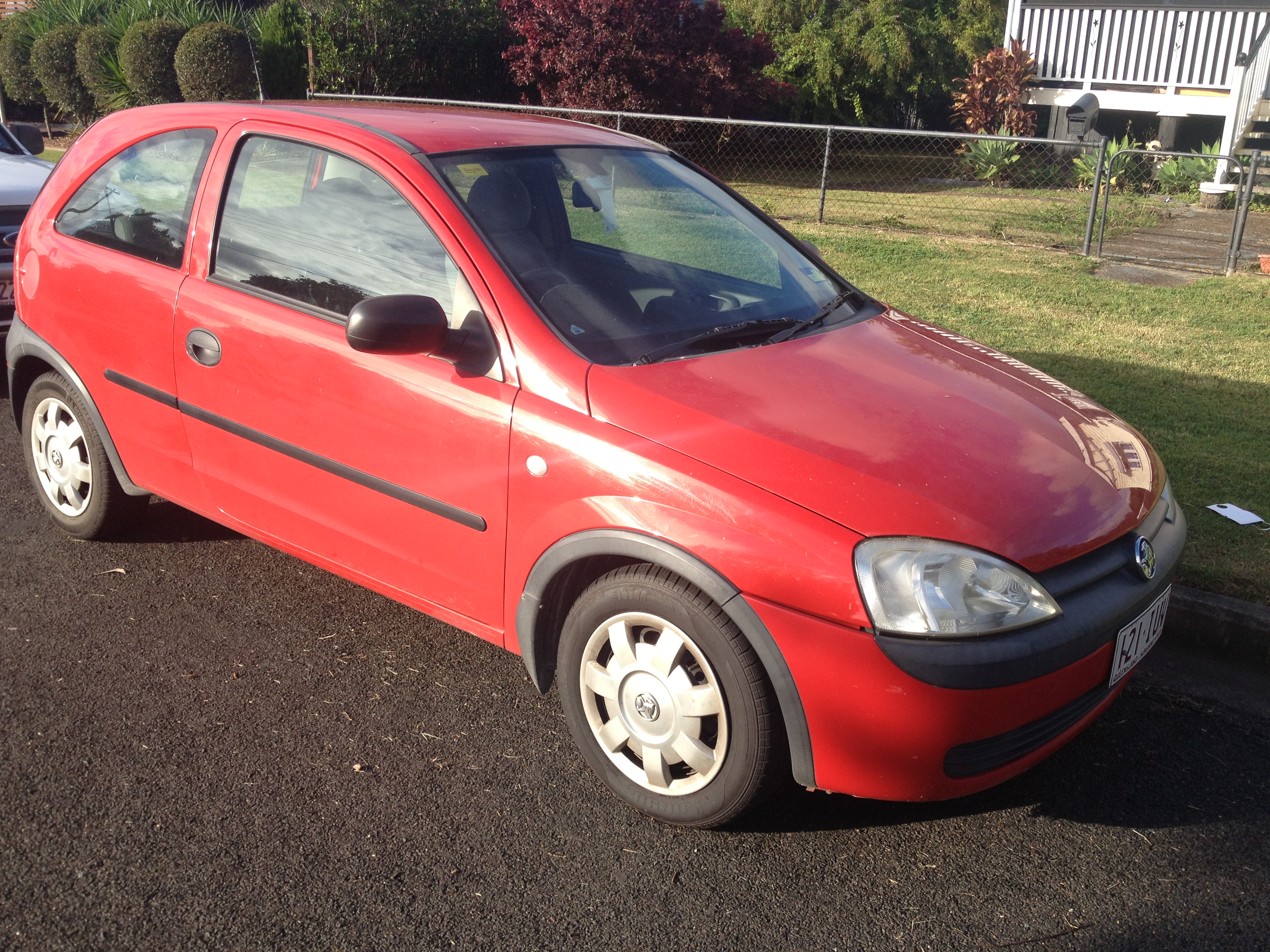 2001 Holden Barina Xc For Sale Qld Ipswich