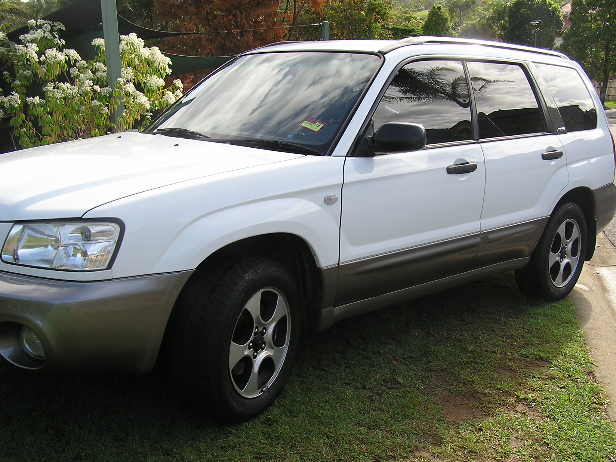 2002 subaru forester xs luxury my03 for sale qld gold coast. Black Bedroom Furniture Sets. Home Design Ideas