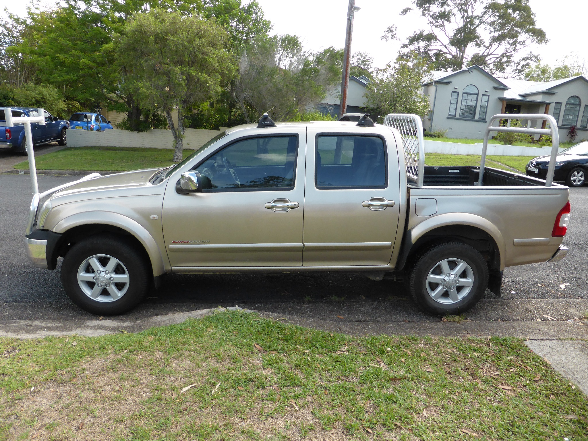 2003 Holden Rodeo Lt 4x4 Ra Car Sales Nsw Mid North