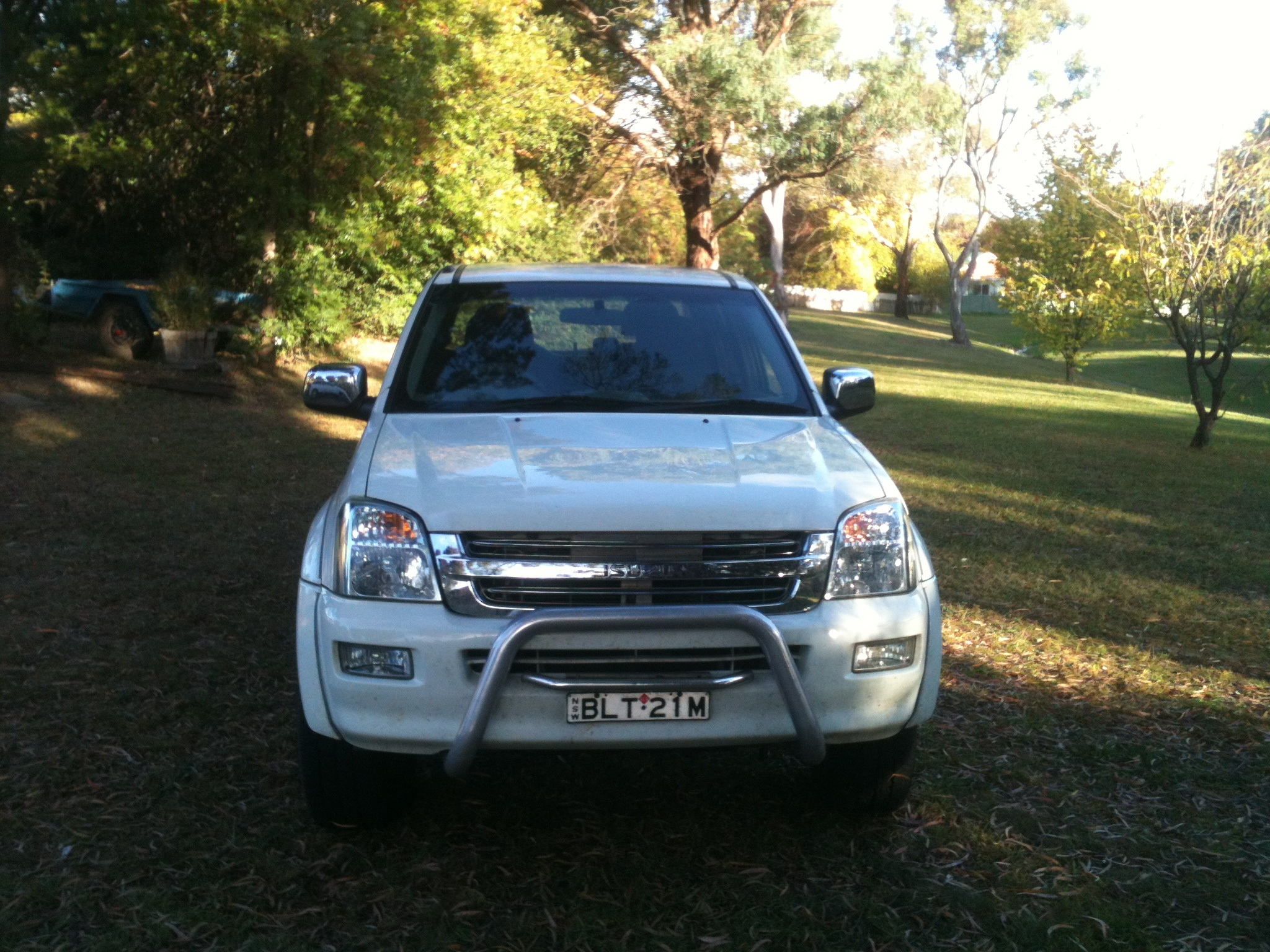 Holden Rodeo Off Road 4x4 Pictures. Workshop Manual ...