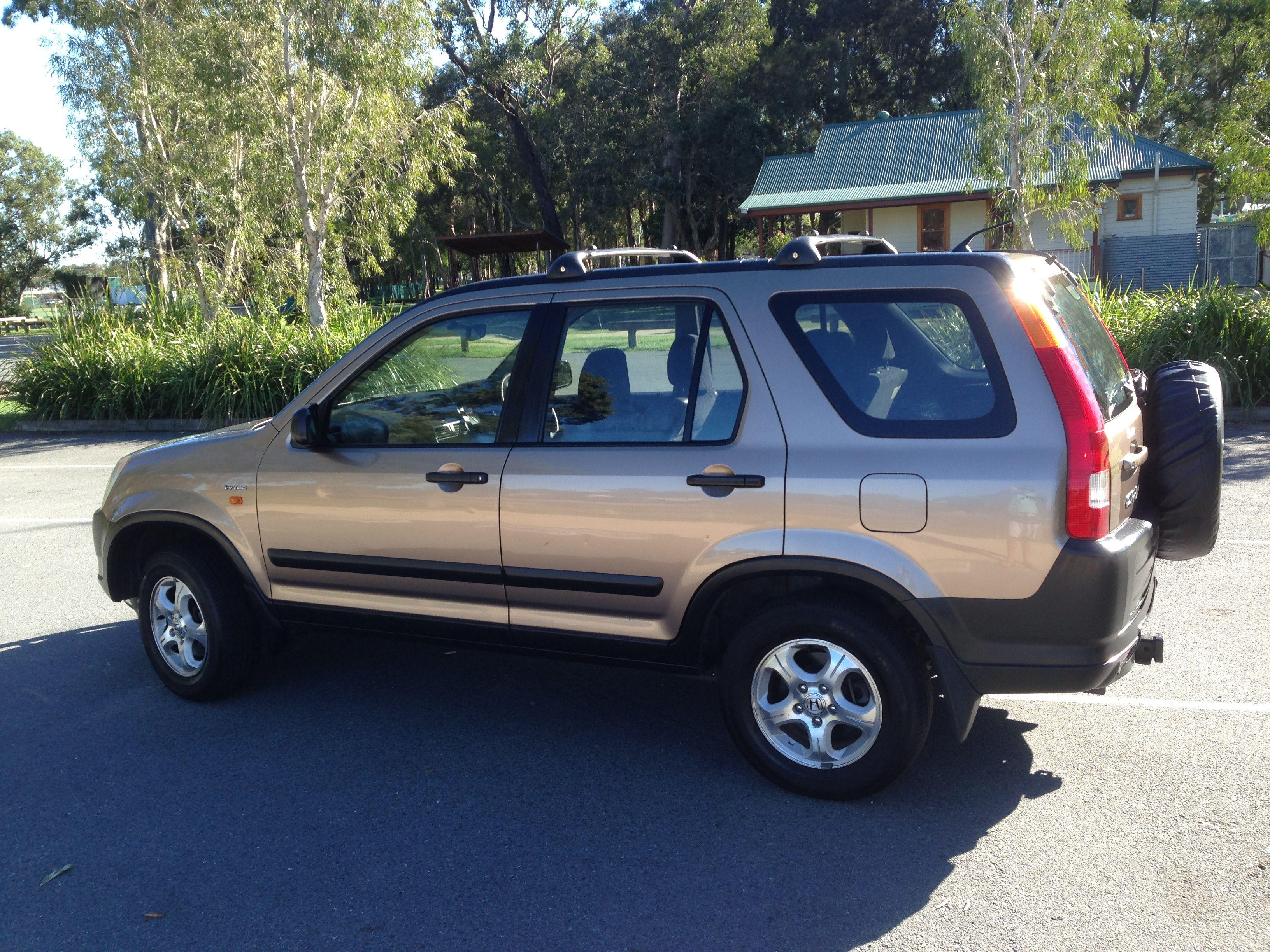 2003 honda crv 4x4 winter classic for sale or swap qld. Black Bedroom Furniture Sets. Home Design Ideas