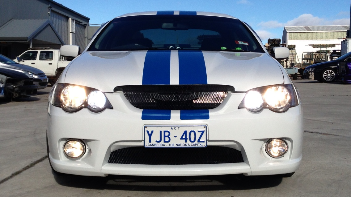 Act Rego Check >> 2004 FPV GT | Car Sales ACT: Canberra #2287463