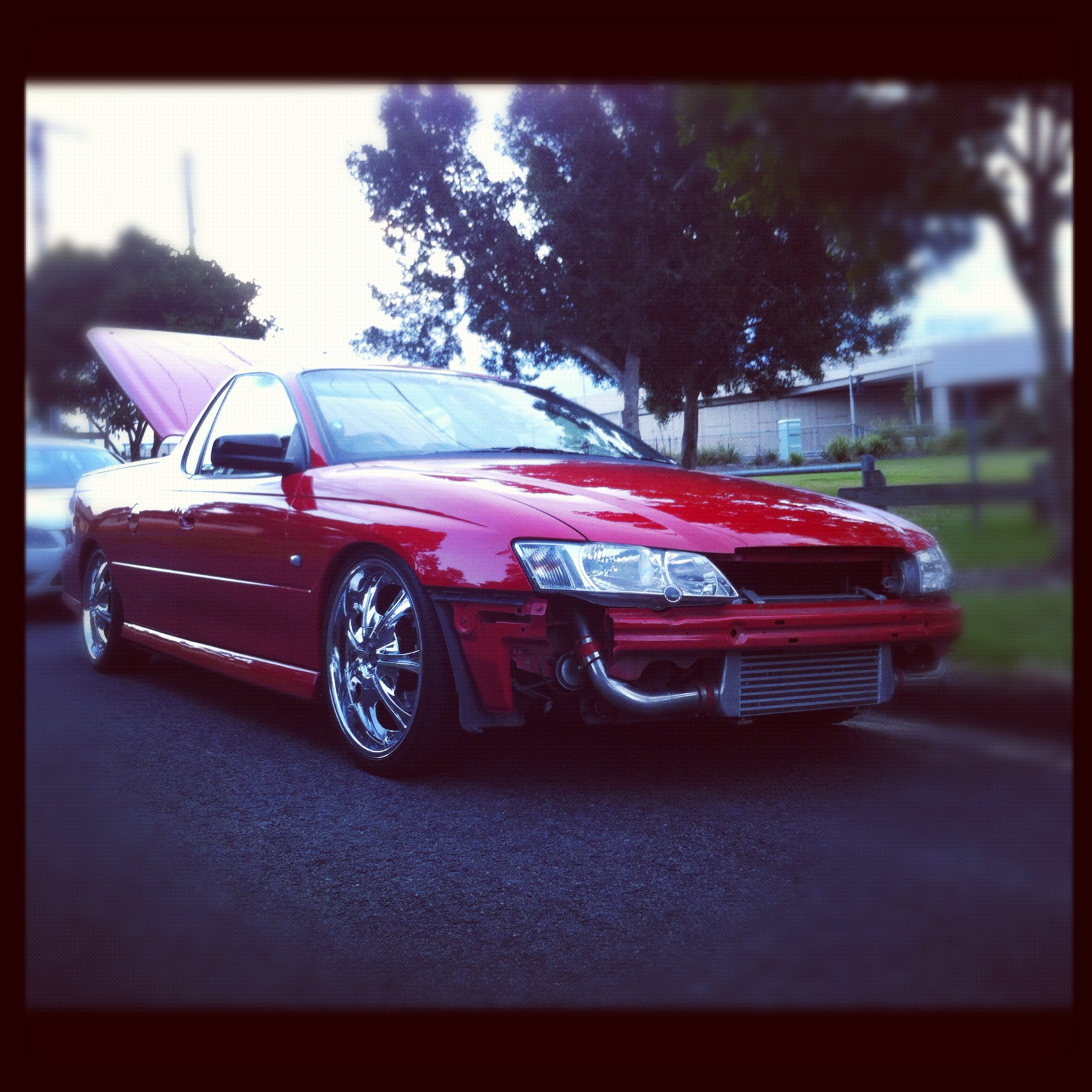 Vortech Supercharger Rebuild Price: 2004 Holden Commodore Storm VY