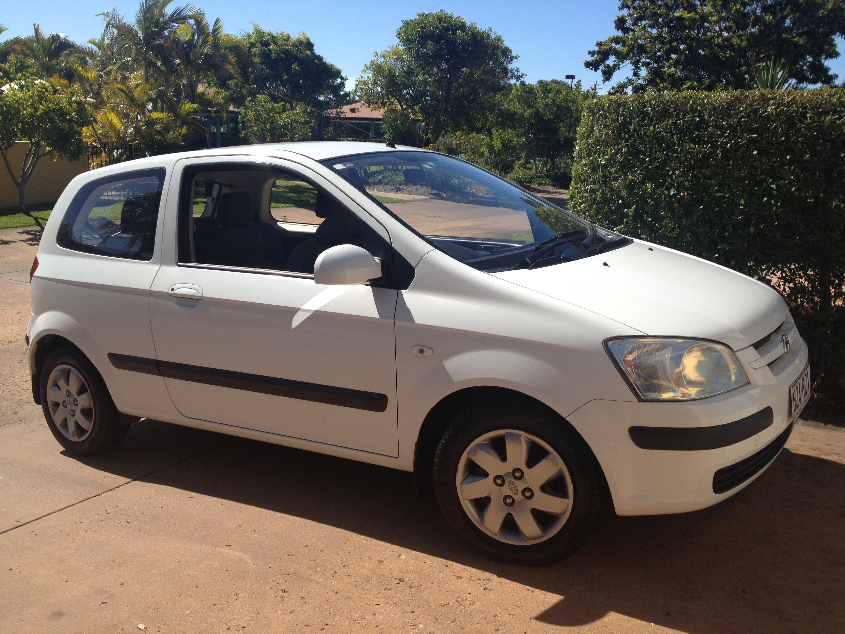 2004 hyundai getz gl tb car sales qld sunshine coast. Black Bedroom Furniture Sets. Home Design Ideas
