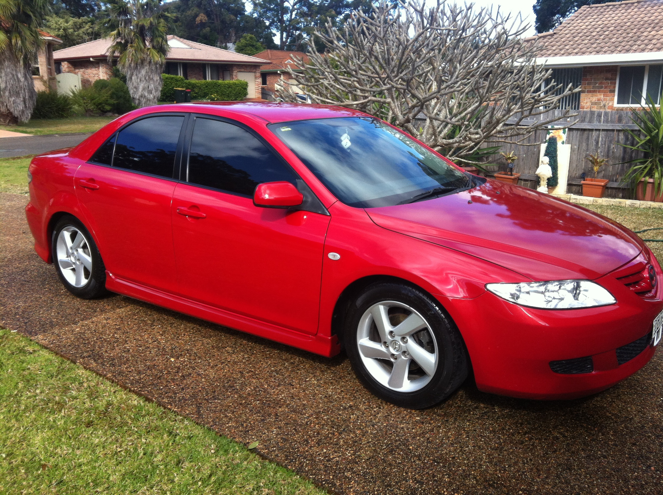 2004 mazda 6 car sales nsw mid north coast 2281822. Black Bedroom Furniture Sets. Home Design Ideas