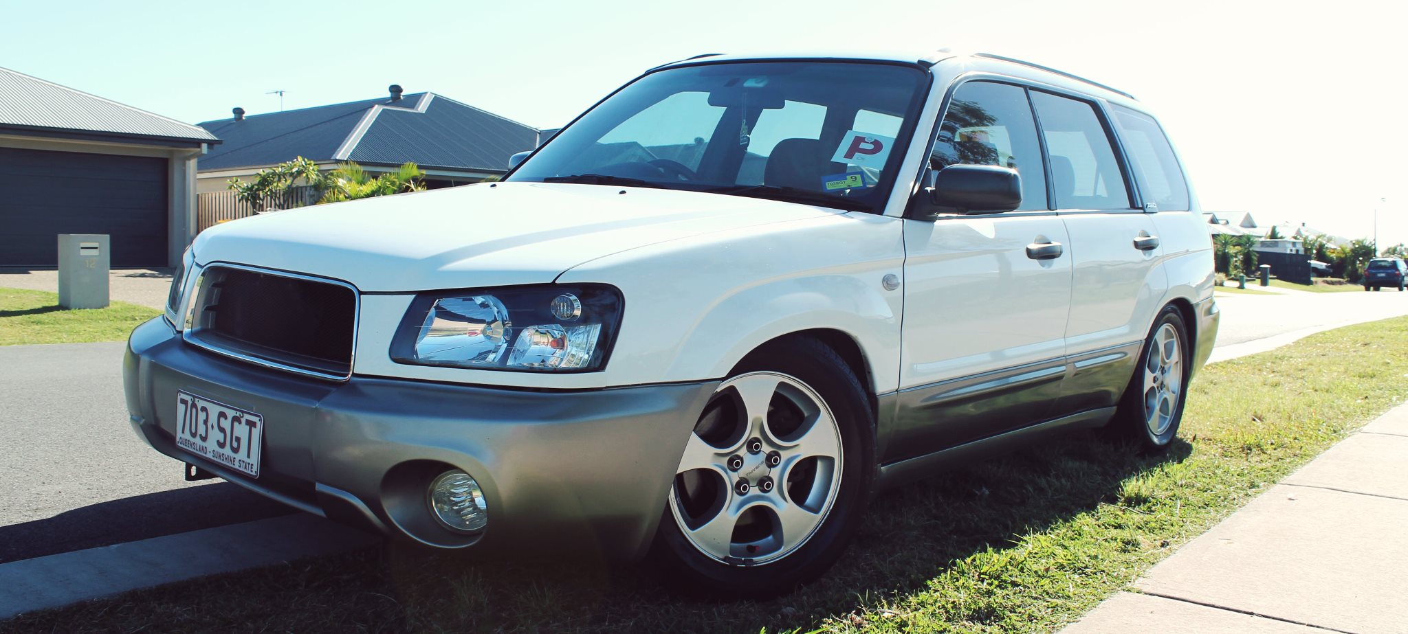2004 subaru forester xs luxury my04 for sale qld gold coast. Black Bedroom Furniture Sets. Home Design Ideas