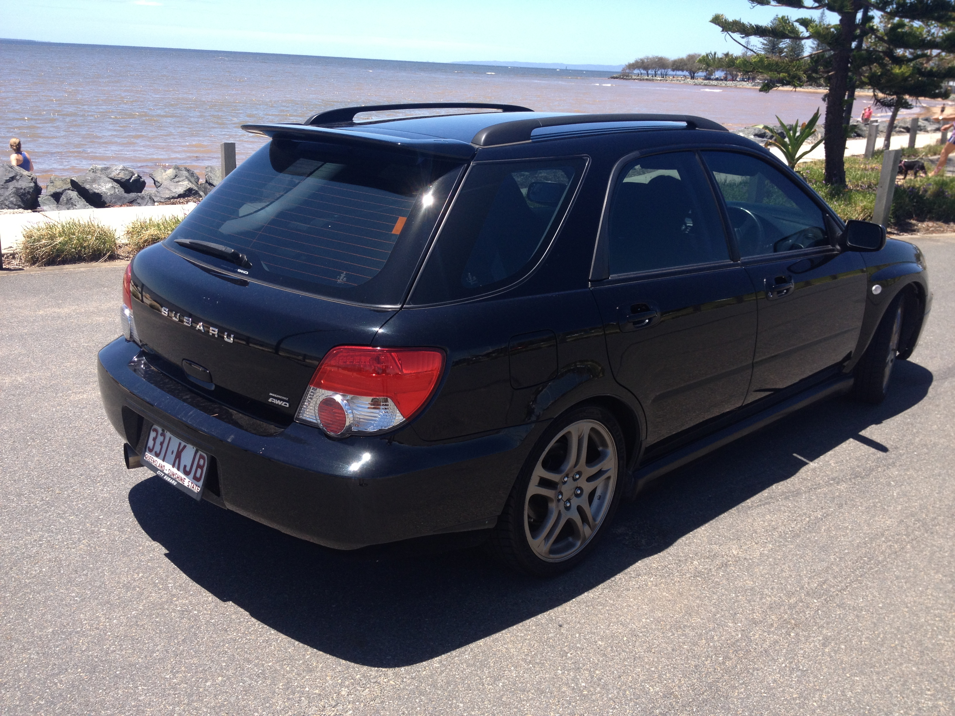 2005 subaru impreza rs awd my05 car sales qld brisbane. Black Bedroom Furniture Sets. Home Design Ideas