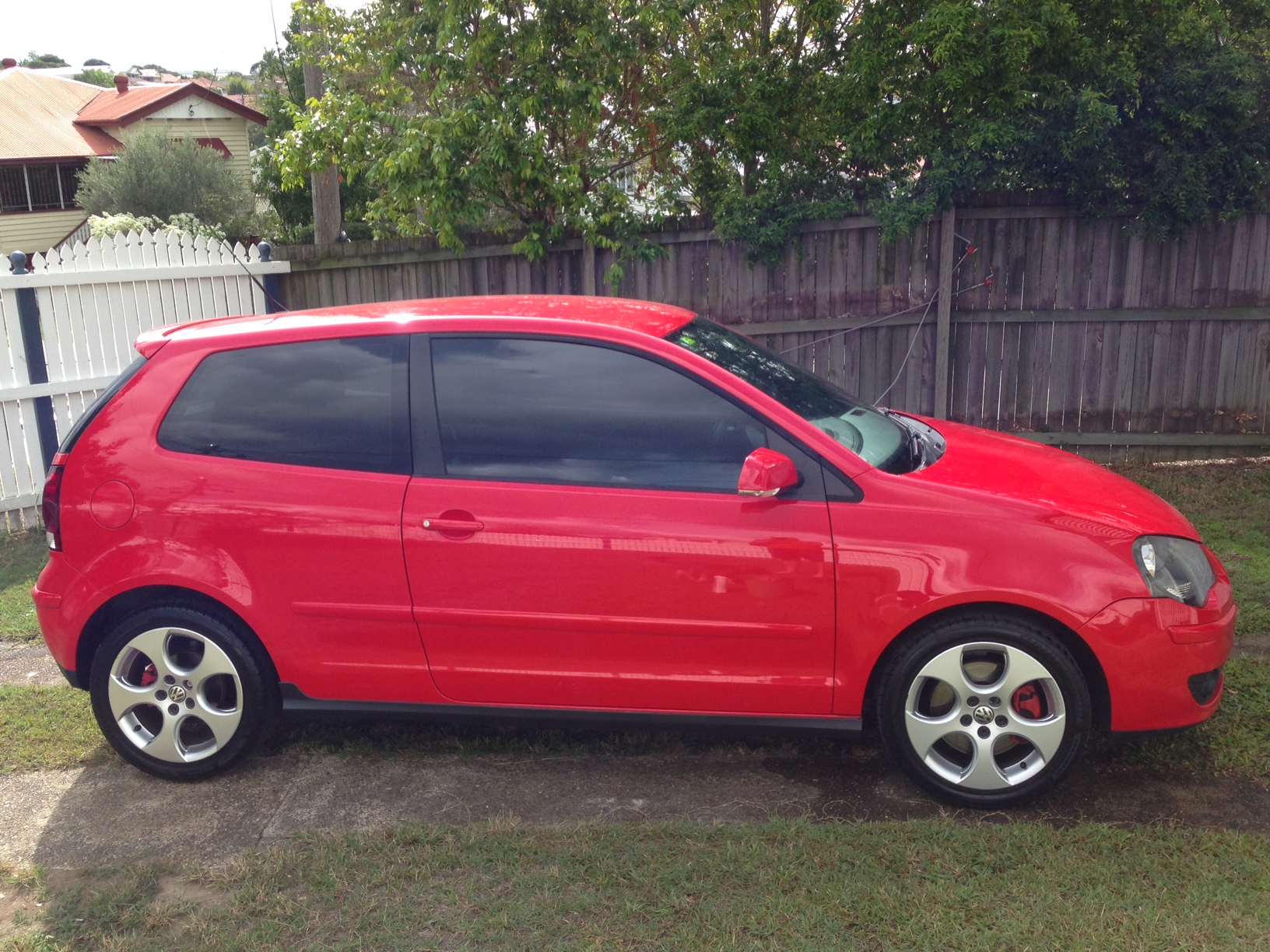 2006 volkswagen polo gti 9n for sale qld brisbane north. Black Bedroom Furniture Sets. Home Design Ideas