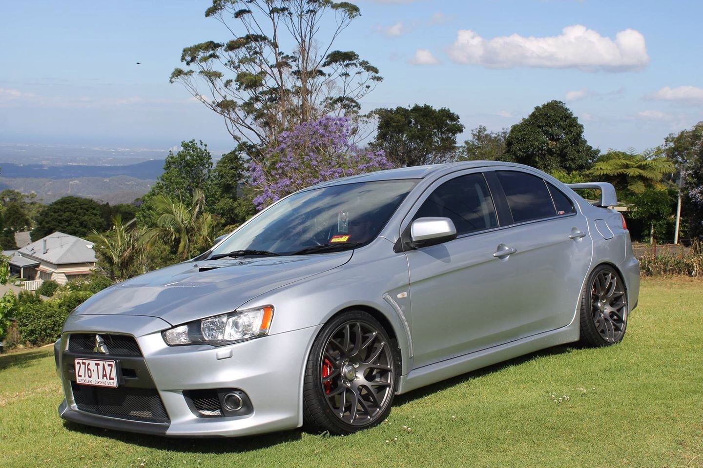 2008 mitsubishi lancer evolution mr cj for sale qld. Black Bedroom Furniture Sets. Home Design Ideas
