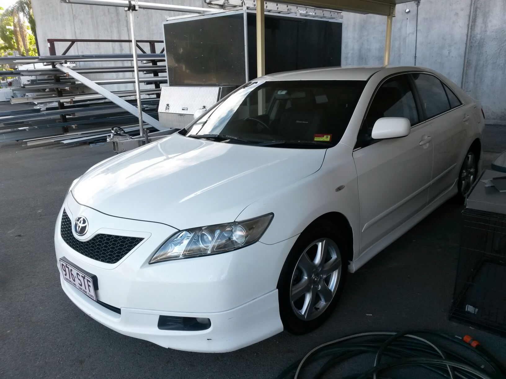 2008 toyota camry sportivo acv40r for sale qld gold coast. Black Bedroom Furniture Sets. Home Design Ideas