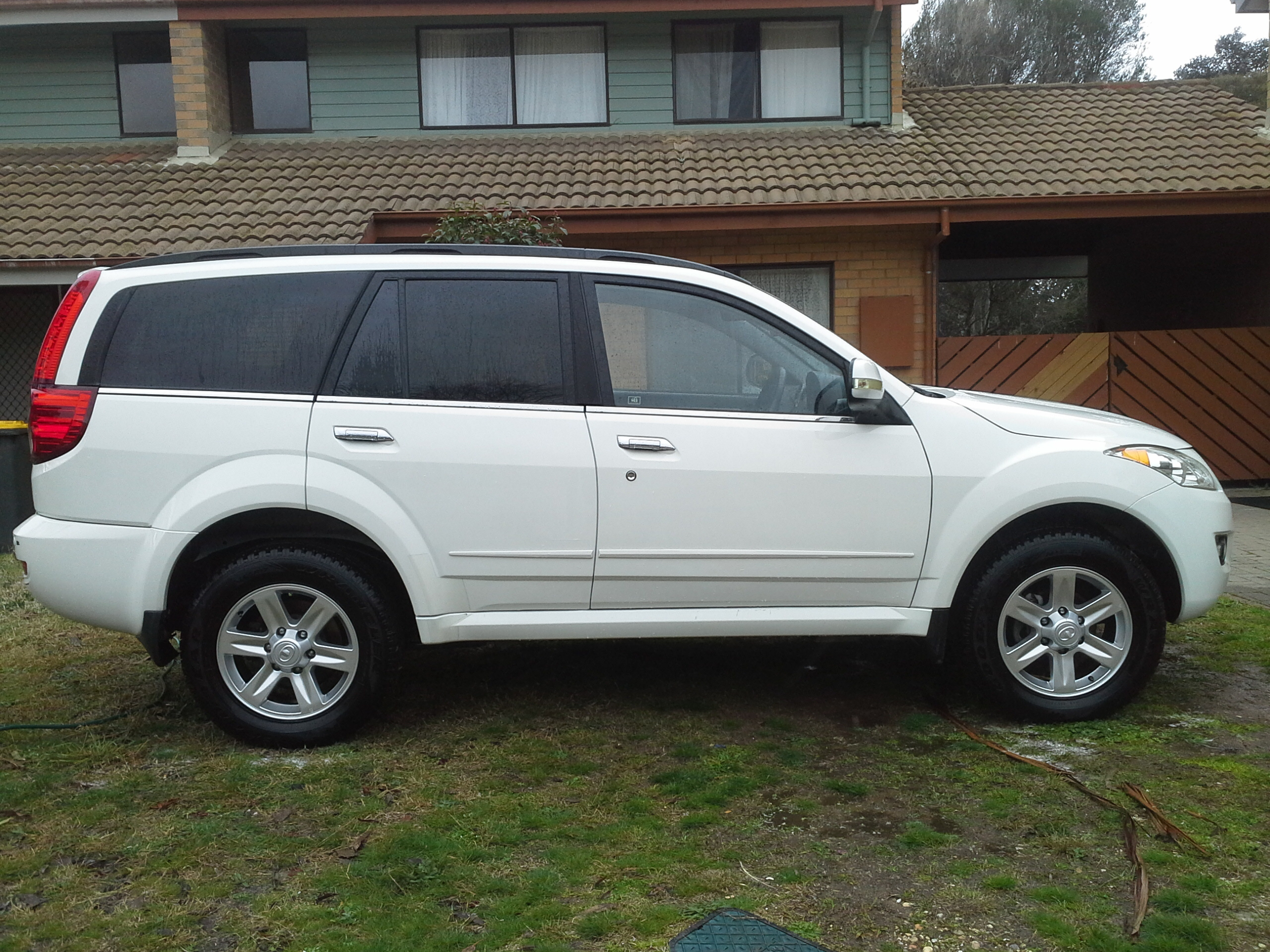 2011 Great Wall Motors X240 (4X4) CC6461KY Car Sales ACT: Canberra