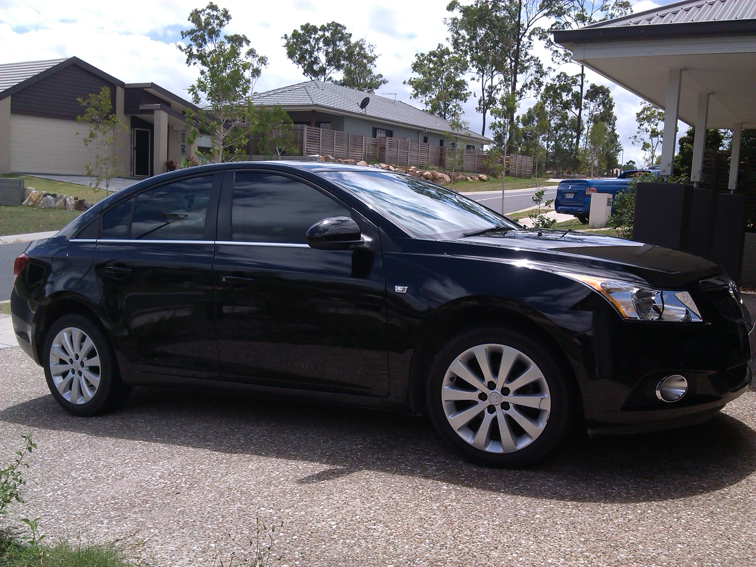 2011 Holden Cruze Cdx Jh Car Sales Qld Ipswich