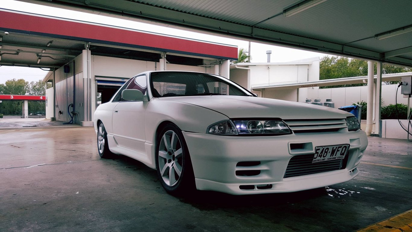 r31 manual conversion for sale