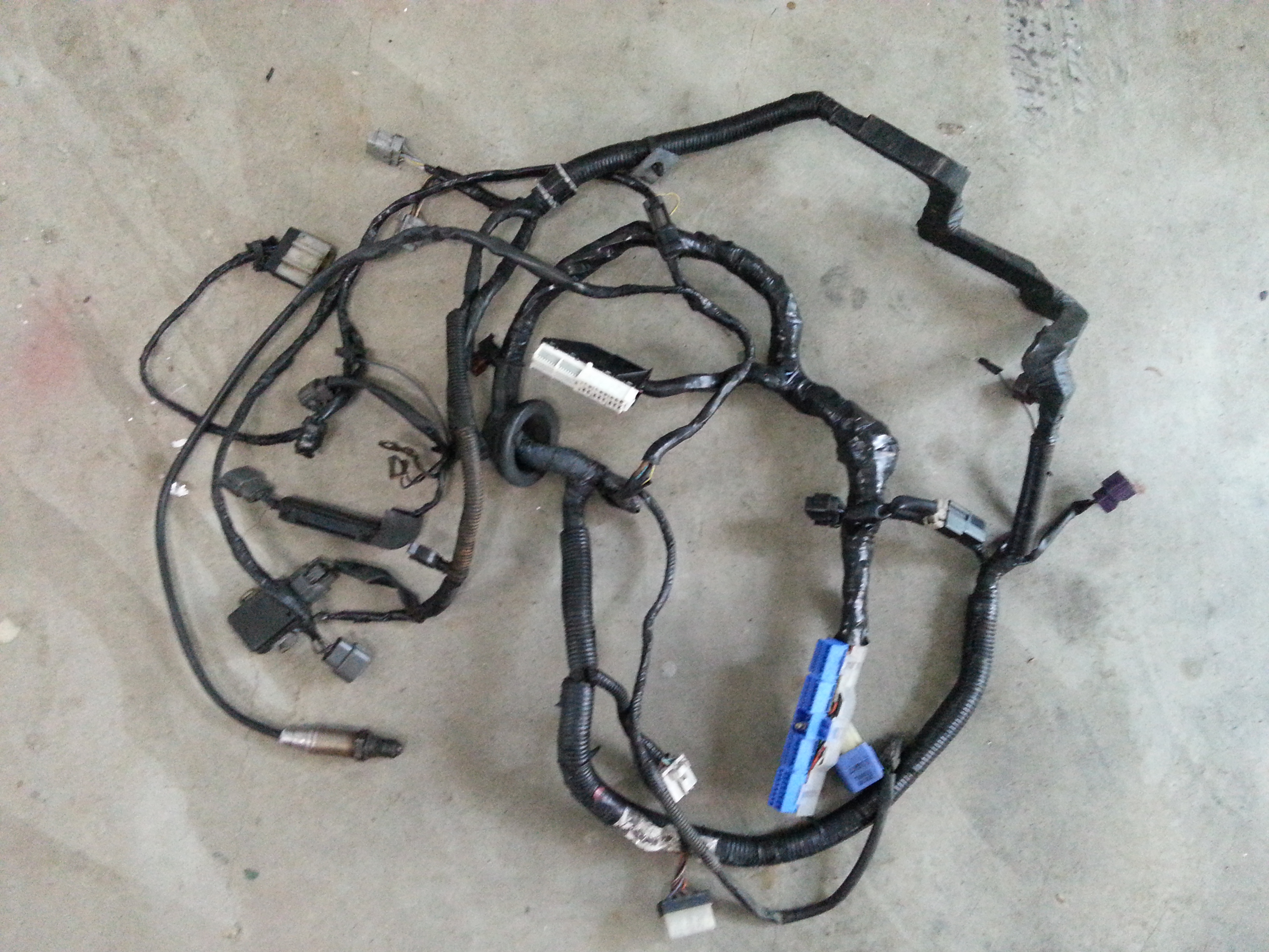 r33 series 2 wiring harness car parts nsw northern rivers 2185703